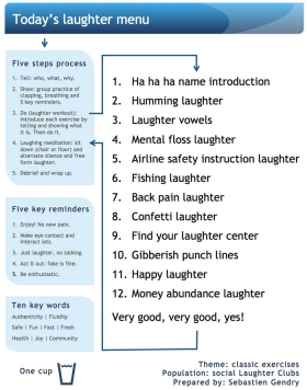 10 Laughter Session Plans