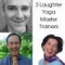 Three Run-Through Laughter Yoga Sessions with 3 LY Master Trainers (3 Videos)
