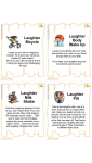 [EBOOK] The Laughter Yoga Card Deck, 48 Exercises For Children, Seniors & Cardio Workout