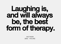 quote about laughter