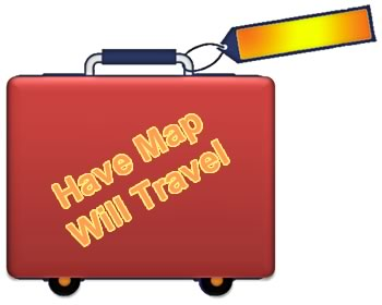 Have map will travel