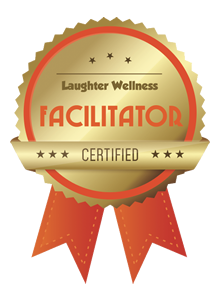 Become a teacher of laughter! Learn Laughter Yoga, Laughter Wellness, Laughter Therapy