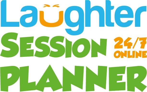 Online Laughter Session Planner